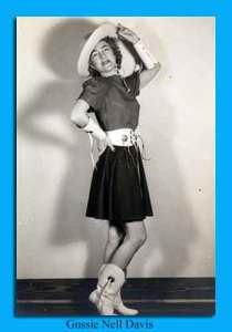 Gussy Nell Davis