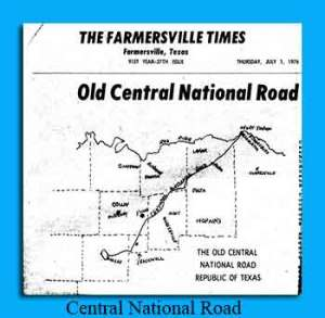 Central National Road