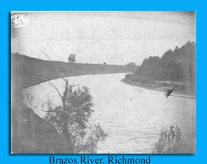 Brazos River, Richmond