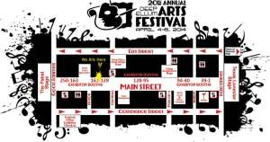 Deep Ellum Arts Festival 2014