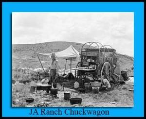 JA Ranch Chuckwagon