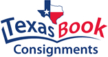 Texas Book Consignments footer logo