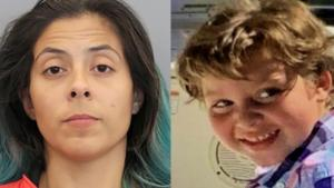 Woman charged in connection with child's body found in a motel