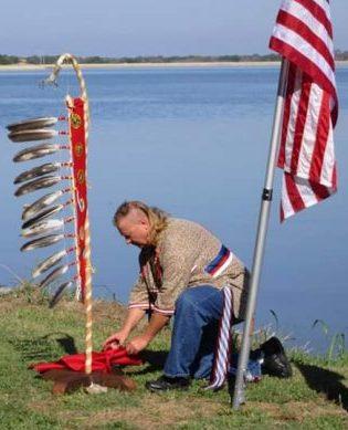 Chief Nate Kittrell - Walking Wolf