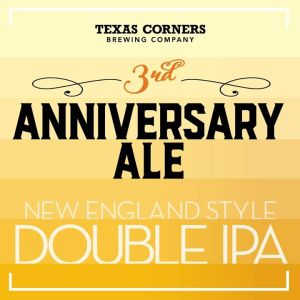 3rd Anniversary Beer Release! @ Texas Corners Brewing Company | Kalamazoo | MI | United States