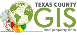 Texas County GIS Data Logo