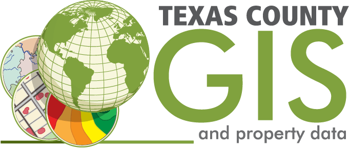 Texas County GIS Data