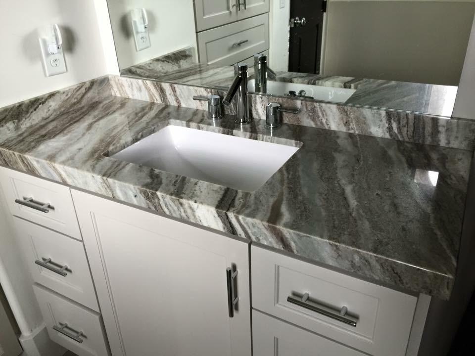 Ornamental Granite Countertops