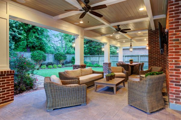 texas outdoor living covered patios Traditional Patio Cover - Spring Valley, Houston - Texas