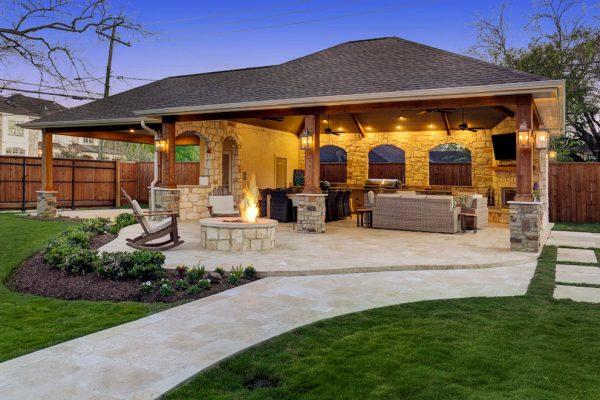 texas outdoor living covered patios Freestanding Patio Covers, Gazebo, Pool Cabanas Houston