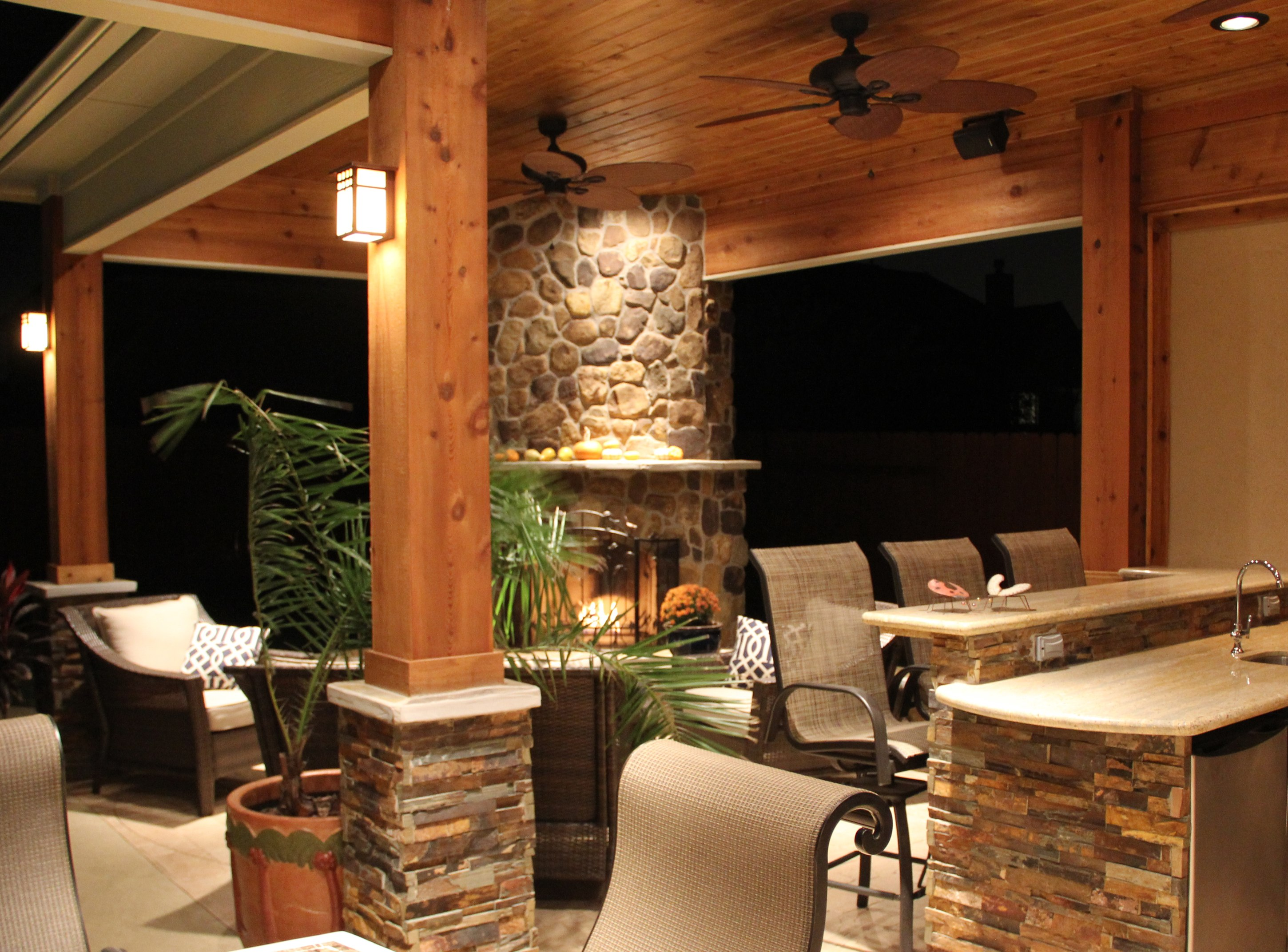 Project of the Month: December 2011 - Texas Custom Patios on Backyard Patios  id=50801