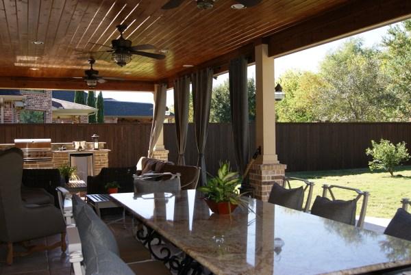custom outdoor patio design Patio Design | Texas Custom Patios