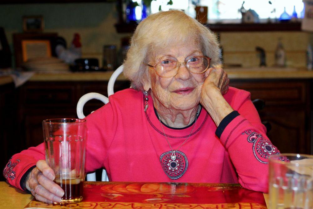Naomi, 96 ans, une vie de labeur texan (2/2)
