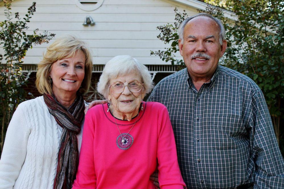 Naomi, 96 ans, une vie de labeur texan (1/2)