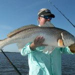 Laguna Madre Redfish - Fishing map