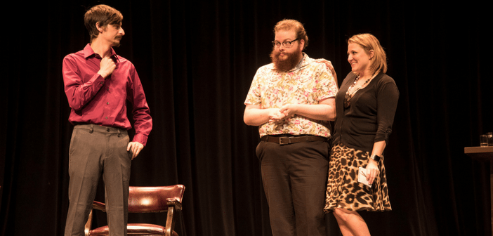 AC presenting three one-act plays this week