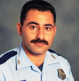 Officer Henry Canales