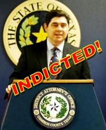 Armando Villalobos indicted Democrat CD 34 candidate