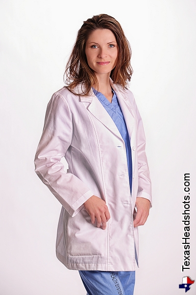 Dallas Professional Medical Doctor Nurse Headshots Portraits