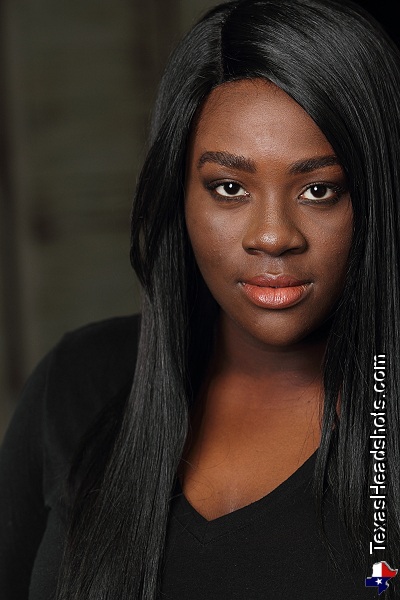 Grand Prairie Fort Worth Dallas Actor Headshot Photography - Jennifer Ugochukwu 8682