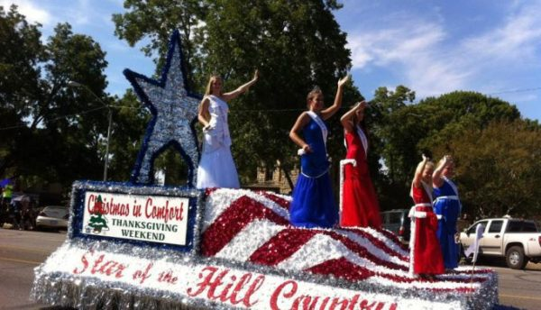 'Oldest Continuous County Fair in Texas' Promises Good ...