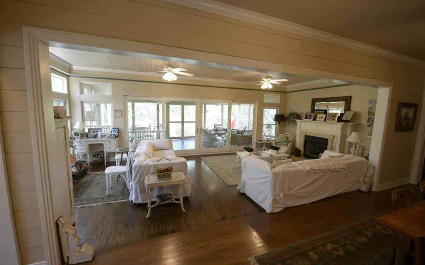 Handicap Accessible | Texas Hill Country Reservations
