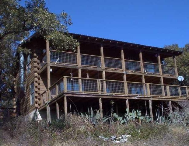 Canyon View Log Home