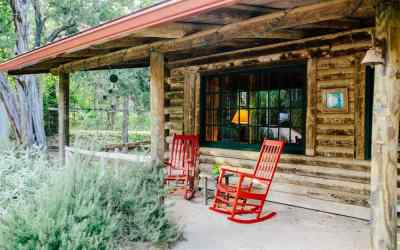 Log Cabins | Texas Hill Country Reservations