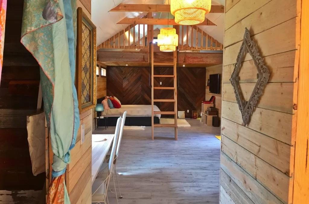 GhettoBlaster – Mod Tiny Home