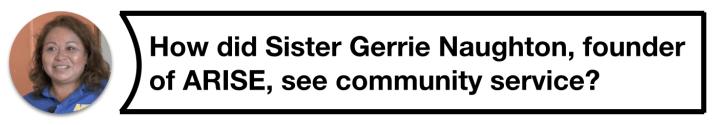 sister gerrie