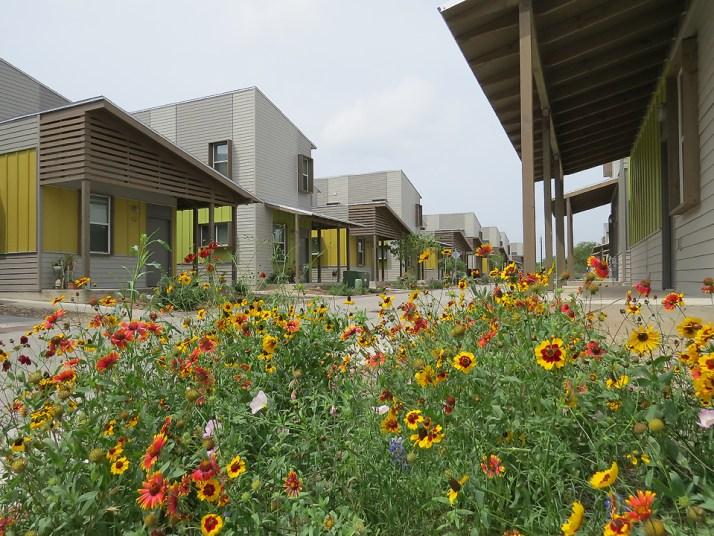 La Hacienda Casitas, a 56-unit rental complex designed by [bc]Workshop and built by CDCB.
