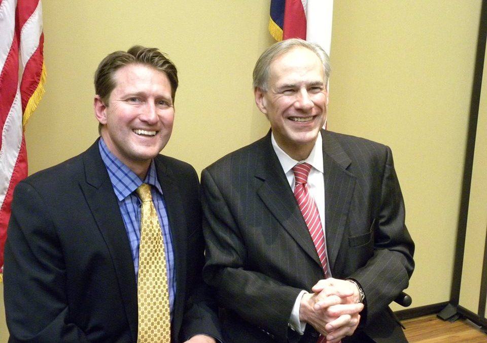 Governor Abbott Appoints Larson Judge of 395th Judicial District