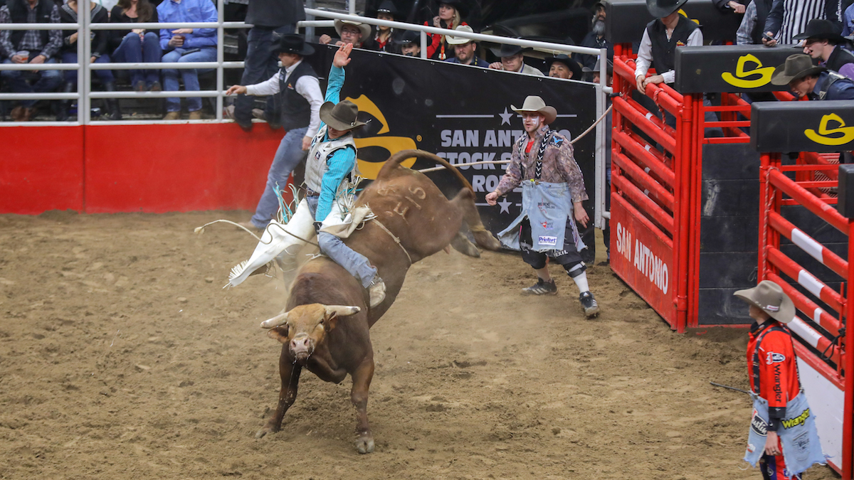 A Look Back At The 2019 San Antonio Rodeo Tlm
