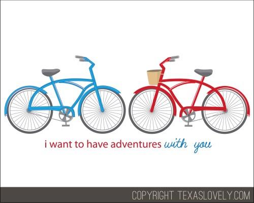adventures - bicycles2