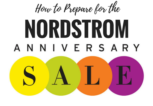 The 2018 Nordstrom Anniversary Sale