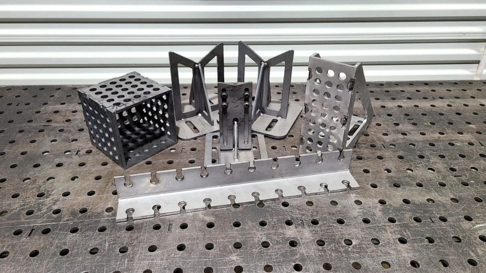 """6"""" Cube Riser with Accessories"""