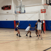 GEMs playing basketball