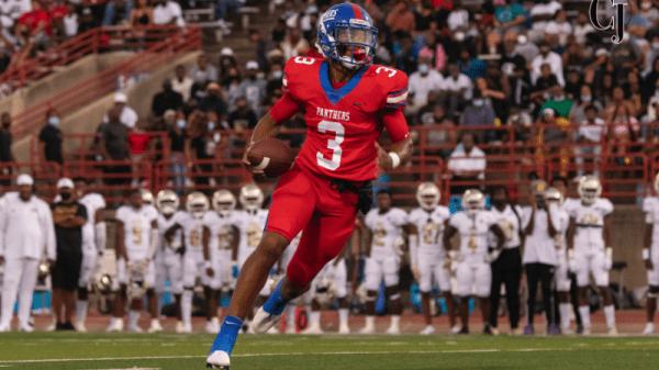 Duncanville's top quarterback, Solomon