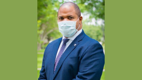 Masked Mayor Johnson