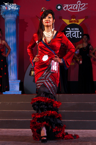 Tasveer Miss Photogenic Renu Shrestha. (Photo: Nirnit Tandukar/TexasNepal)
