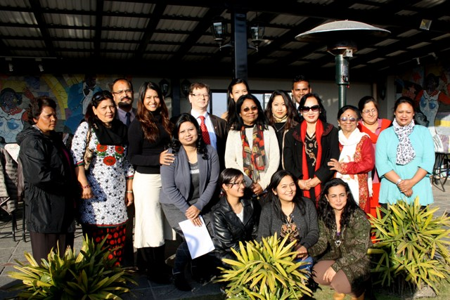 NWGN Nepal Chapter Meeting Photo