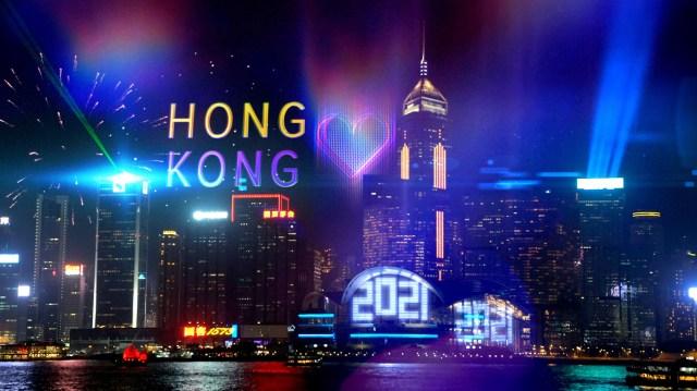New Year's Eve Celebrated Around The World
