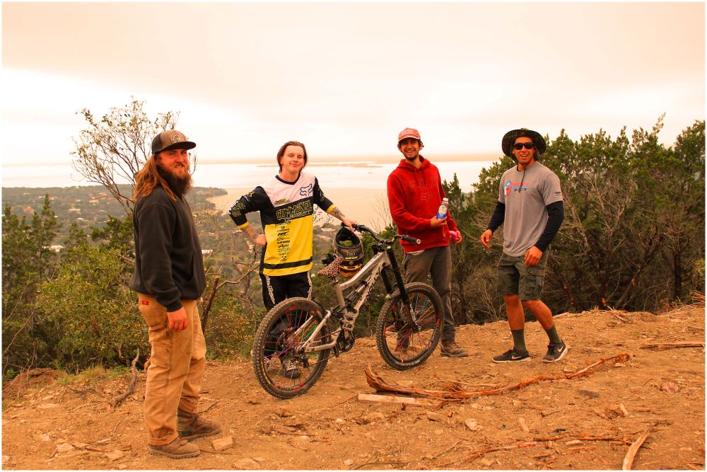 In thinking about the type of cycling that you want to do, if you plan to ride off road. Spider Mountain Bike Park Texas Outdoors