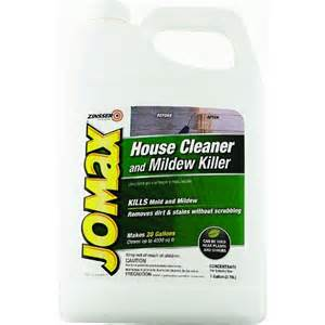 Jomax House Cleaner and Mildew Killer Gallon