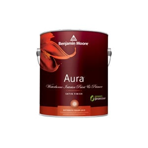 Aura Interior Paint Satin