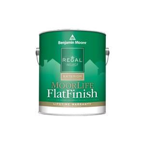Regal Select Exterior Flat Finish
