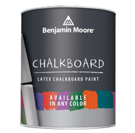 Benjamin Moore chalk board Paint