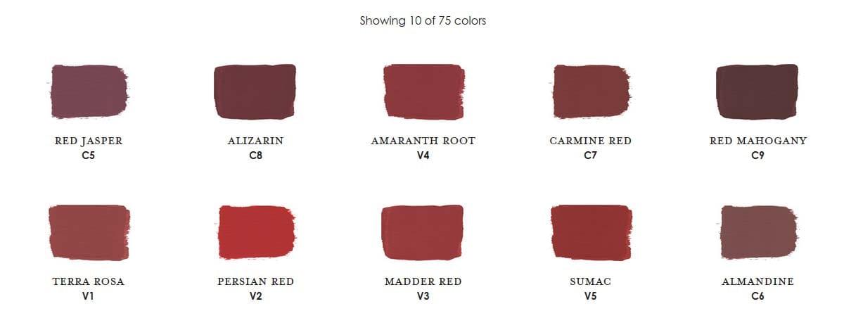Claret Century Paint Colors