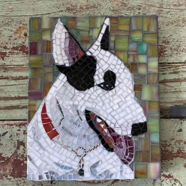 Texas Pet Co Pet Mosaic 8x10 1
