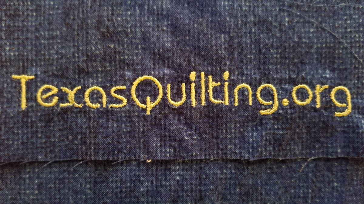 quilt show lessons